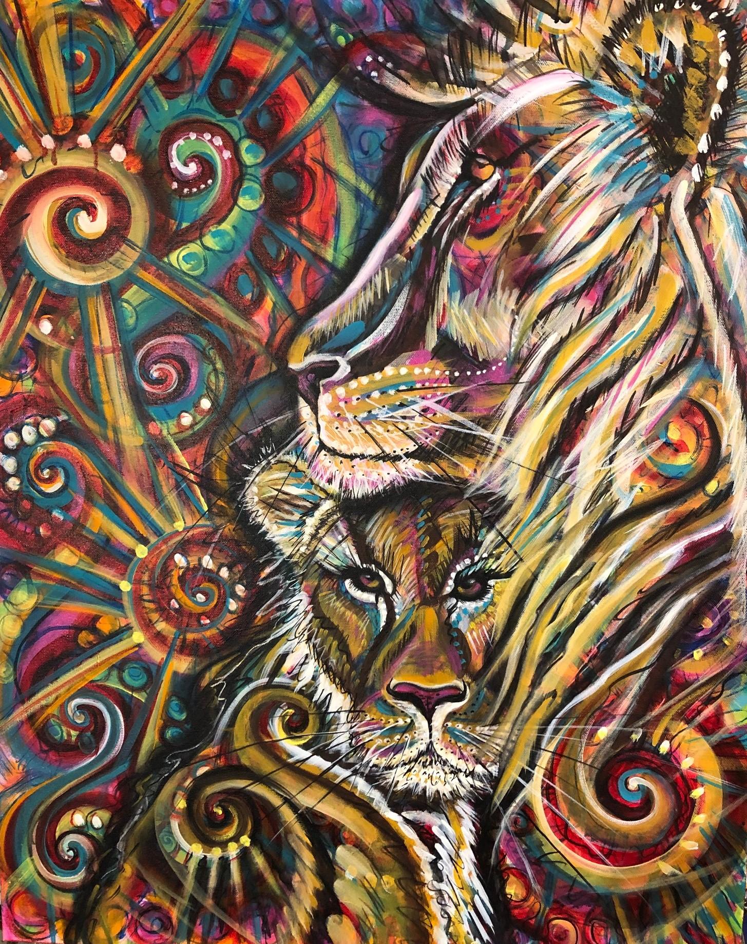 Lion Spirits 2019
