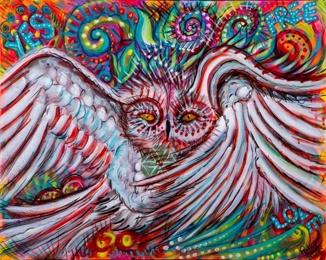 Spirit Owl 2018