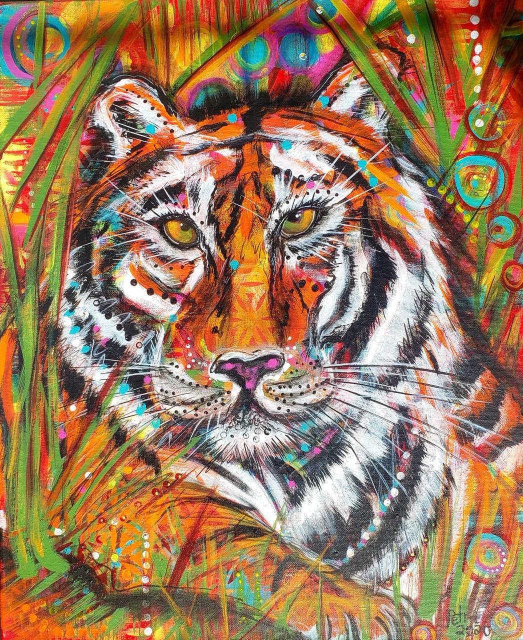 Tiger Spirit 2020